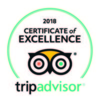 Certificate Of Excellence Trip Advisor 2018